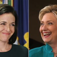 Facebook Executive Sheryl Sandberg To Podesta: I Want Hillary to Win Badly