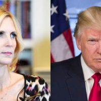 REPORT: Ann Coulter, POTUS Trump Had 'Profanity-Laced Shouting Match' In Oval Office