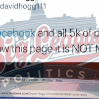 EXCLUSIVE EVIDENCE: Does David Hogg's Liberal Mother Run His Twitter Account?