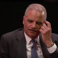 COMEDY: Eric Holder Says He'll Run For President If He Thinks He Can Unify The Country (VIDEO)