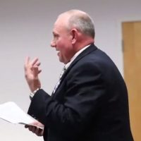 Sheriff Candidate: I'll Pry The Guns From Your Cold Dead Hands