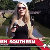 Jailed Because She's Conservative=> Canadian YouTuber and Activist Lauren Southern Denied Entry, Detained in the UK