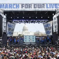 WATCH: #MarchForOurLives Chant Words Written by Marxist Cop Killer Assata Shakur (Video)