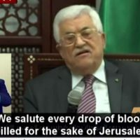 "PLO Boss Calls US Ambassador, ""Son of a Dog"""