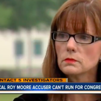 WATCH Roy Moore Accuser Learn That She Can't Run For Office