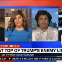 APRIL RYAN Goes on Unhinged Rant Against POTUS Trump, 'White' Founding Fathers, Trump Supporters after His PA Rally (VIDEO)