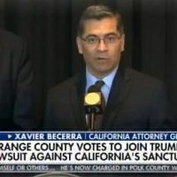 BREAKING: California AG Threatens to Arrest Orange County Sheriff for Assisting ICE (VIDEO)