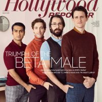 Are The Men Gone? This Hollywood Reporter Cover Is A Bad Sign