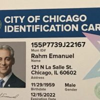 As Predicted: Mayor Rahm Emanuel Wants to Give Drug Discounts to Chicago ID Card Holders