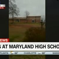 WTH? CNN Interviews Student Locked in Classroom *During* Great Mills HS Shooting – Asks If He Can Stay on the Phone When Police Order Him Out