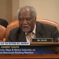 Rep. Danny Davis was For/Against/For/Against Farrakhan