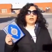 Sharia Canada: Police Investigating After Ex-Muslim Rips Qur'an