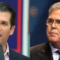 Trump Jr. EVISCERATES Jeb Bush After He Attacks The President & His Kids (Details)
