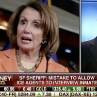 "ICE Director to Nancy Pelosi's Attacks on ICE Agents: ""How Dare You Call Them Cowardly!"" (VIDEO)"
