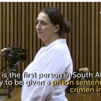 White South African Woman Vicki Momberg Gets 2 Years in Prison for Using Racist Slur After Being Robbed (VIDEO)