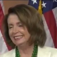 VIDEO: Nancy Pelosi loses breath during short sentences, suffers brain freezes, repeats words