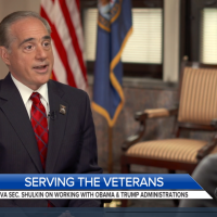 "Fired VA Chief Stayed ""True to Values"" by Spending Taxpayer Money on Vacation"