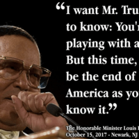 Farrakhan Speech: 'Jews Are My Enemy,' 'White Folks Are Going Down'