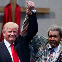 "Don King Praises Trump: ""Only One Man Had The Guts . . . "" (VIDEO)"