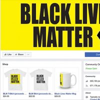 Biggest Black Lives Matter page on Facebook is bogus, run by white man