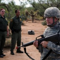 What the National Guard can actually do at the border