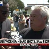 "YouTube HQ Shooting Eyewitness: ""I Didn't Have A Gun On Me — But Wish I Did"" (VIDEO)"
