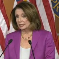 SAN FRAN TV: America doesn't like Pelosi — 'even Trump far more liked!'