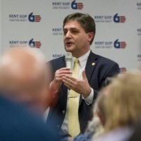 Sen. Patrick Colbeck Denounces Muslim Brotherhood in Michigan Senate Speech