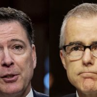 SOMEONE IS LYING: Claims Made By McCabe And Comey Are In Total Conflict