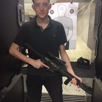 Pro-gun Parkland survivor questioned by school security after visit to gun range