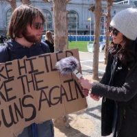VIDEO: Young People Say They Will 'Wipe Out' Companies Opposed To Gun Control