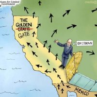 """President Trump Furious At California Gov. Jerry Brown: """"The High Crime Rate Will Only Get Higher"""" Without National Guard"""