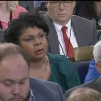 'Absolutely Ridiculous Question' Sarah Sanders Shuts Down April Ryan For Asking Whether POTUS Will Resign (VIDEO)