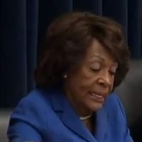 WOKE? Maxine Waters plays to empty seats as only 10 millennials show up to campaign event