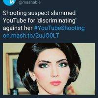 Media manufactures green-eyed, white-skinned Iranian YouTube killer