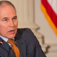 Ethics Officials OK'd Bedroom Rental, EPA Chief Says
