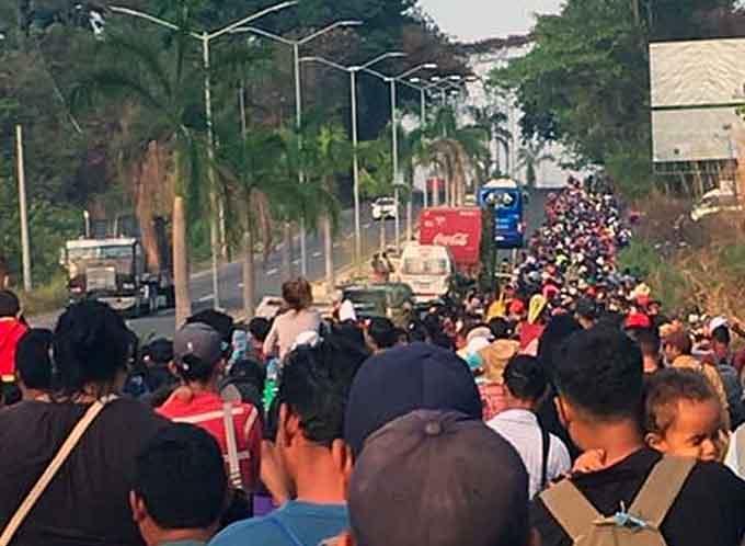 Counter Stories: Theres a humanitarian crisis at the