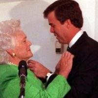 Former First Lady Barbara Bush Passes Away at 92
