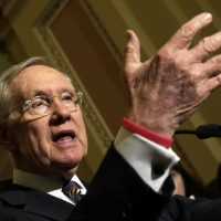 Harry Reid tries out new role: truth-teller, warning Dems over open borders and Medicare for all