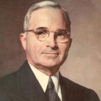 Harry Truman and the Deep State