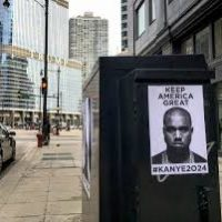 """Keep America Great"" KANYE WEST 2024 POSTERS Hit Streets of LA, Chicago and New York City"