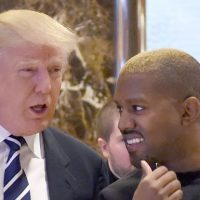 Liberals Go Ballistic After Kanye West Tweets 'I Love Trump' and 'He's My Brother'