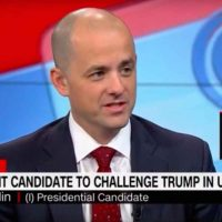 Evan McMullin Owes Staffers Money, But Keeps Running Anti-Trump Ads