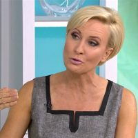 "MSNBC's Mika Has Meltdown Over Accusations Against Biden: ""We're Not Snowflakes, Are We?"""