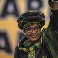 Winnie Mandela, 81, Sociopath, Sang While Torturing 14-Year-Old Boy