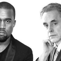 It's 2018, Obviously Kanye Watches Jordan Peterson Videos