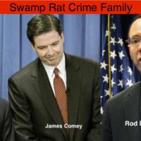 "Jim Jordan: ""No Better Definition Of The Swamp"" Than Comey-Mueller-Rosenstein (VIDEO)"
