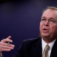 Budget Director Mick Mulvaney Says He Will Ask Congress to Cut Spending in 'Coming Weeks'