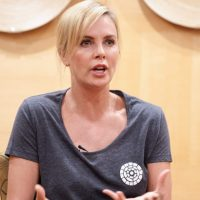 South African Charlize Theron Says She May Leave US Because It's Too Racist (Details)