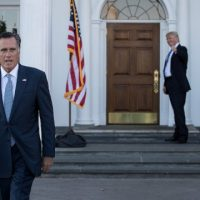 This Had to Hurt=> Grifter Mitt Romney Fell Flat on His Face in Second Round Voting at Utah Convention